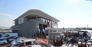Marmara Afet Yönetim Merkezi Bursa'da faaliyete başladı