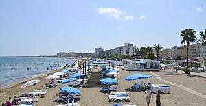 Mersin'in 7 sahili bu sezon bir buçuk milyondan fazla tatilciyi ağırladı