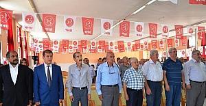 MHP Darende ilçe teşkilatında kongre heyecanı