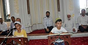 Midyat'ta Kur'an kursları kapanış töreni yapıldı