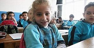 Milli Eğitimin kararı misafir statüsünde bulunup herhangi bir kaydı bulunmayan koruma altındaki Suriyeli çocukları kapsayacak