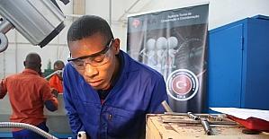 Mozambik'te teknik eğitim açığına karşı TİKA'dan ilk adım