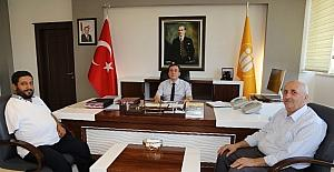 Muhtarlar Rektör Kızılay ile istişarelerde bulundu
