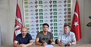 Murat Şimşek İnegölspor'da