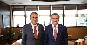Mustafa Şükrü Nazlı: Gençlik ve Spor Bakanlığı, Kütahya'ya 15 yılda 738 milyon TL'lik yatırım gerçekleştirdi