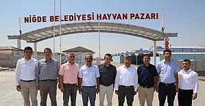 Niğde Belediyesi Kurban Bayramı'na hazır