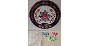 Niğde'de uyuşturucu operasyonu