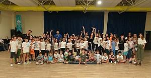 Nilüfer'de yaz spor okullarından 4 bin 500 çocuk yararlandı