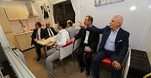 Nilüfer'e son teknoloji afet ve acil durum yönetim merkezi