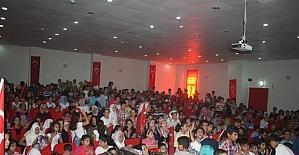 Nusaybin'de yaz Kur'an kursu yılsonu programı düzenlendi