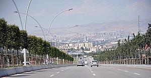 ODTÜ arazisinin kenarından geçirilecek yol