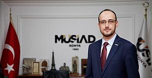 """Okka: """"Lojistik Merkez Konya'nın potansiyelini ortaya çıkaracak"""""""