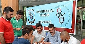 OKÜ'de 2017-2018 eğitim-öğretim yılı kayıtları başladı