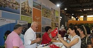 Ortaca, İzmir Fuarında tanıtıldı