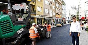 Osmangazi'de bozuk yol kalmayacak