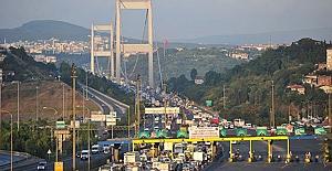 Otoyollar ve köprüler ücretsiz olacak