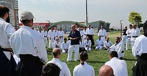 (Özel Haber) Başkent'te aikido antrenörlüğü için uzmanlardan ders alıyorlar