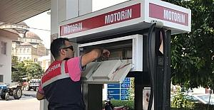 Petrol piyasası kanununa uymayan istasyonlara ceza