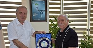 Prof. Dr. Eyyup Günay İşbir'den TESKİ'ye yatırım övgüsü