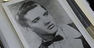 Rock'n Roll'un kralı Elvis Presley ölümünün 40. yıl dönümünde anılıyor