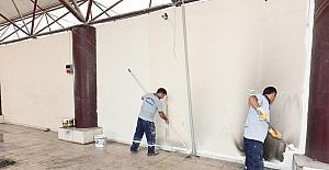 Şahinbey Belediyesi'nden Kurban Bayramı öncesi hazırlık