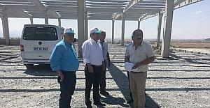 Şamil Tayyar, kültür merkezinin erken bitirilmesi sözünü aldı
