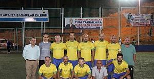 Sapanca Belediyesi olgunlar turnuvası şampiyonları belli oldu