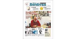 Serdivan Ajansın 27. sayısı çıktı
