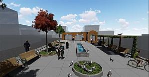 Şerifpaşa Cami şehrin yeni cazibe merkezi haline geliyor