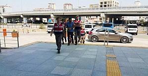 Serik'te uyuşturucu esrar operasyonunda 1 kişi tutuklandı