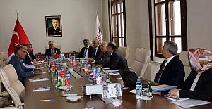 SERKA'nın Yönetim Kurulu Kars'ta toplandı