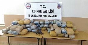 Servet değerinde uyuşturucu operasyonu