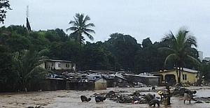 Sierra Leone'da ölü sayısı 500'e yükseldi