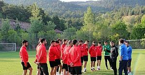 Sivas Belediyespor lige hazırlanıyor