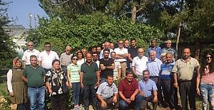SMAUM'den Silifkeli turunçgil üreticilerine eğitim toplantısı