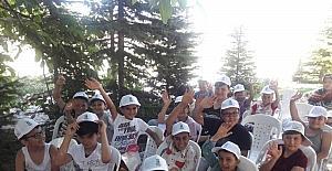'Sosyal Yaşam Okulu' projesi eğitim çalışmaları sona erdi