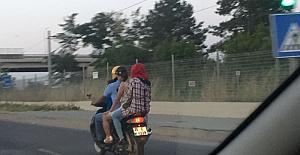 Tehlikeli yolculuk