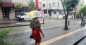 Tekirdağ'da şiddetli yağmur