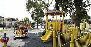 Tekkeköy park sayısını 5'e katladı