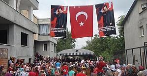 Terör saldırında ölen işçi Osmaniye'de defnedildi