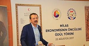 TOBB Başkanı Hisarcıklıoğlu'ndan marka vurgusu