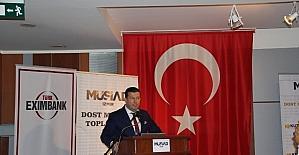 Türk Eximbank'tan ihracatçılara büyük destek