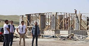 Tutak'ta Şehit Kaymakam Muhammet Fatih Safitürk'ün adı Spor Kompleksinde yaşatılacak