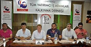 """TÜYİK-DER Başkanı Hayri Yağmur: """"Diyarbakır otomobil üssü olarak tercih edilmeli"""""""