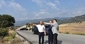 Vali Çeber, yatırımları inceledi