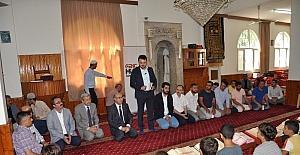 Vali Demirtaş, Kur'an-ı Kerim eğitimini tamamlayan öğrencileri ödüllendirdi