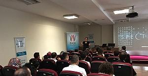 Van'da 'LOGO Muhasebe Programı Eğitimi