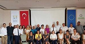 Wastemantech projesi final konferansı Kuşadası'nda yapıldı
