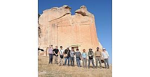 Yazılıkaya'daki arkeolojik çalışmalar sona erdi