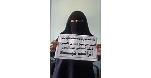 Yemenli kadın çocukları için böbreğini satışa çıkarttı